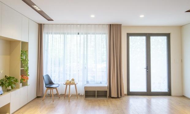 Căn hộ cũ năm 80 lột xác ngoạn mục sau cải tạo: từ dột nát, ẩm thấp lên đời như chung cư cao cấp - Ảnh 3.