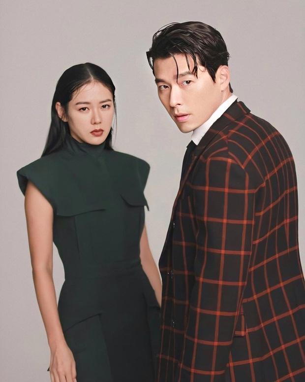 Dân tình náo loạn trước bức ảnh Hyun Bin mặc đồ đôi dự tiệc sinh nhật của Son Ye Jin, nhưng sự thật là gì? - Ảnh 7.