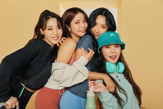 30 nhóm nhạc nữ hot nhất hiện nay:  Nhóm nữ đáng gờm vượt mặt cả Red Velvet và TWICE, BLACKPINK ở đâu sau lùm xùm của Jennie? - Ảnh 4.