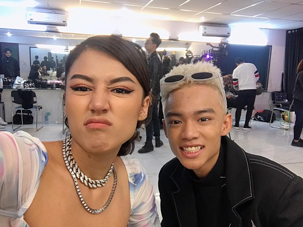 Chị gái Đạt Dope gây sốt tại Rap Việt: Hóa ra nhẵn mặt ở loạt gameshow, từng đóng MV Bích Phương - Ảnh 10.