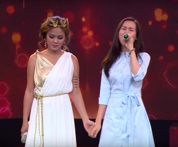 Chị gái Đạt Dope gây sốt tại Rap Việt: Hóa ra nhẵn mặt ở loạt gameshow, từng đóng MV Bích Phương - Ảnh 7.