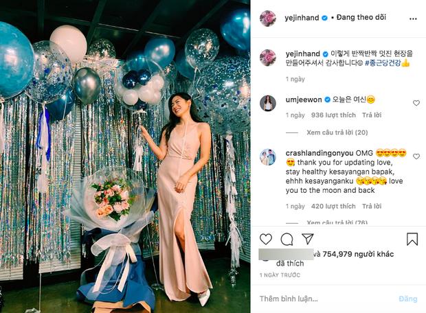 Dân tình náo loạn trước bức ảnh Hyun Bin mặc đồ đôi dự tiệc sinh nhật của Son Ye Jin, nhưng sự thật là gì? - Ảnh 4.