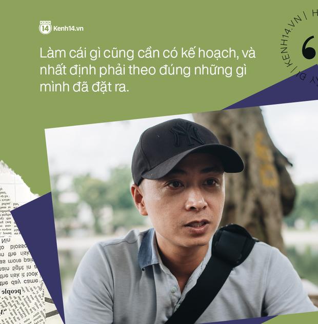 Gặp gỡ YouTuber tạo nên cơn sốt cá kho phố cổ Hà Nội, gần 40 tuổi vẫn quyết khởi nghiệp làm food blogger - Ảnh 5.