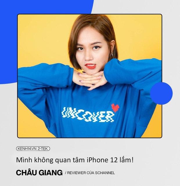 Trước ngày ra mắt, chuyên gia, reviewer làng công nghệ Việt nói gì về iPhone 12? - Ảnh 5.