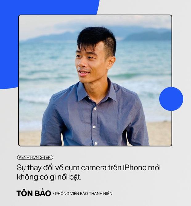 Trước ngày ra mắt, chuyên gia, reviewer làng công nghệ Việt nói gì về iPhone 12? - Ảnh 7.