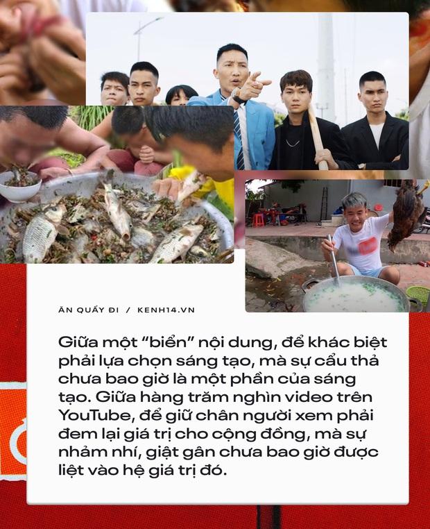 YouTube Việt Nam 2020 tràn ngập video nhảm nhí và phản cảm, chúng ta phải làm gì để thoát ra khỏi bể nội dung độc hại? - Ảnh 11.