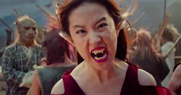 Hồ ly phim Trung - Hàn bên nào cũng đẹp nhưng về độ độc ác thì xứ sở Kim Chi chưa đủ tầm nha! - Ảnh 21.