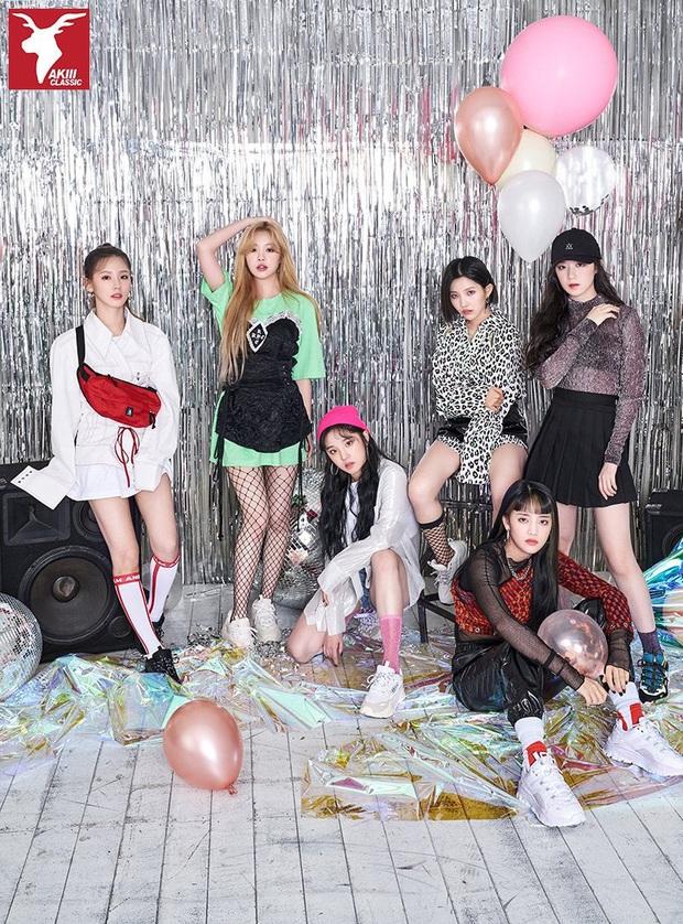 30 nhóm nhạc nữ hot nhất hiện nay:  Nhóm nữ đáng gờm vượt mặt cả Red Velvet và TWICE, BLACKPINK ở đâu sau lùm xùm của Jennie? - Ảnh 5.