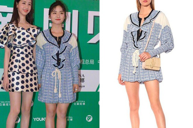 Showbiz Hoa Hàn có những sao nữ mặc đồ xịn mà như đồ chợ, thích phá hàng hiệu hơn cả phá kỷ lục Guinness - Ảnh 11.
