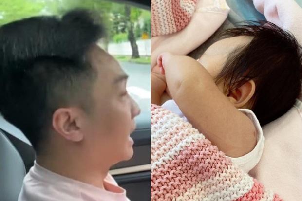 Đàm Thu Trang khoe ảnh con gái, chưa lộ mặt nhưng cư dân mạng đã soi ngay ra điểm giống y như xì đúc Cường Đô La - Ảnh 3.