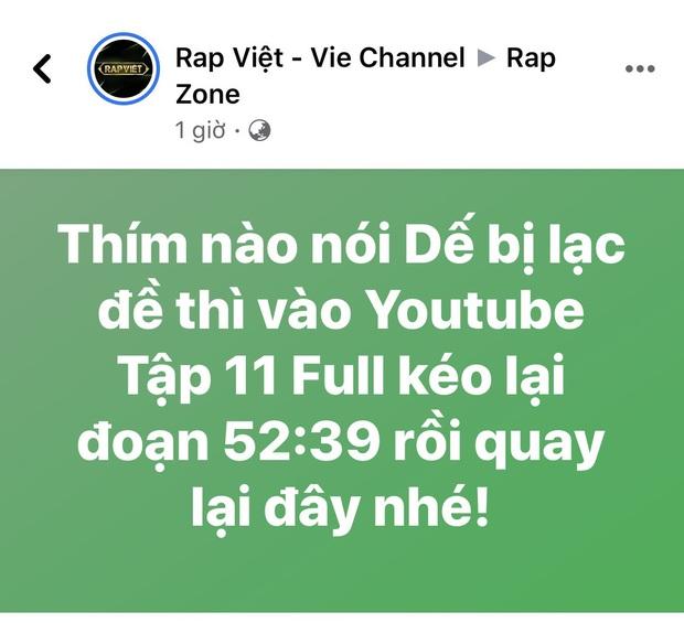 Dân tình nổi điên khi 16 Typh bị loại tại Rap Việt dù thi đấu quá hay, nghi vấn Dế Choắt đi tiếp là do ưu ái? - Ảnh 5.