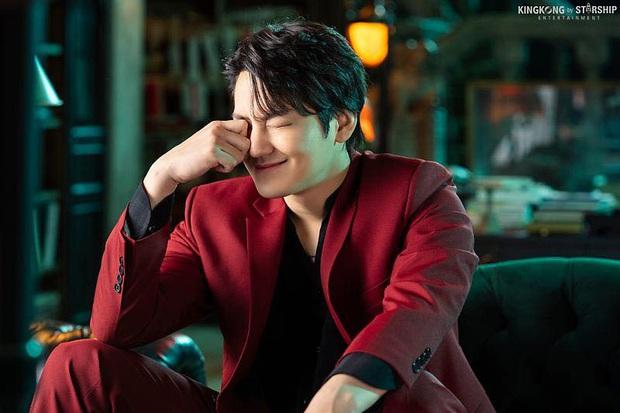 Nam thần Kim Bum (Vườn Sao Băng) comeback lợi hại hơn xưa, visual lấn át cả tài tử cực phẩm Lee Dong Wook? - Ảnh 4.
