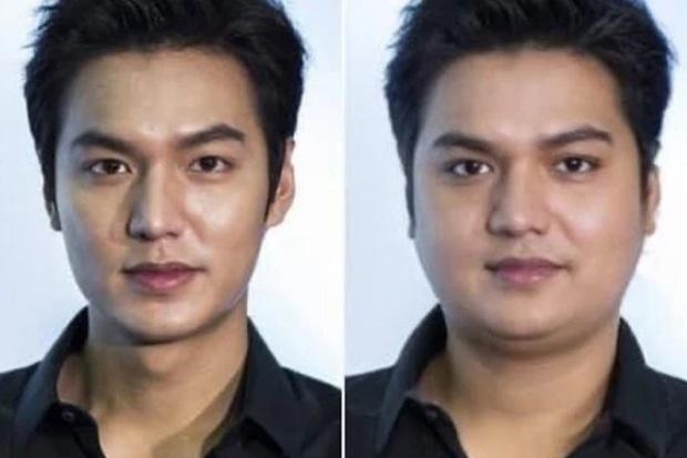 Dispatch đu trend béo mặt thách thức visual dàn tài tử cực phẩm: Lee Min Ho bị dìm thảm hại, sốc nhất Hyun Bin! - Ảnh 7.