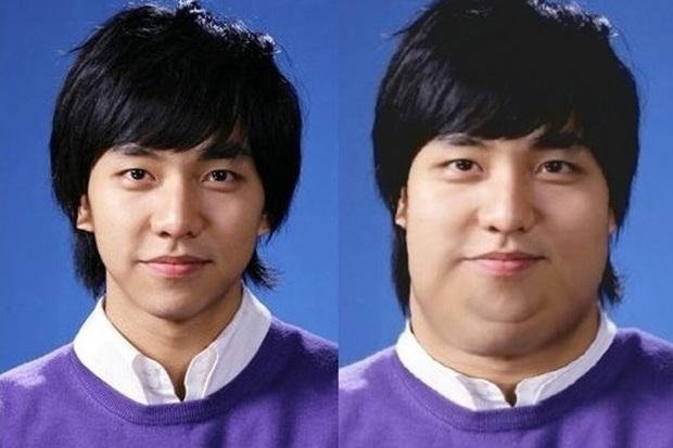 Dispatch đu trend béo mặt thách thức visual dàn tài tử cực phẩm: Lee Min Ho bị dìm thảm hại, sốc nhất Hyun Bin! - Ảnh 8.