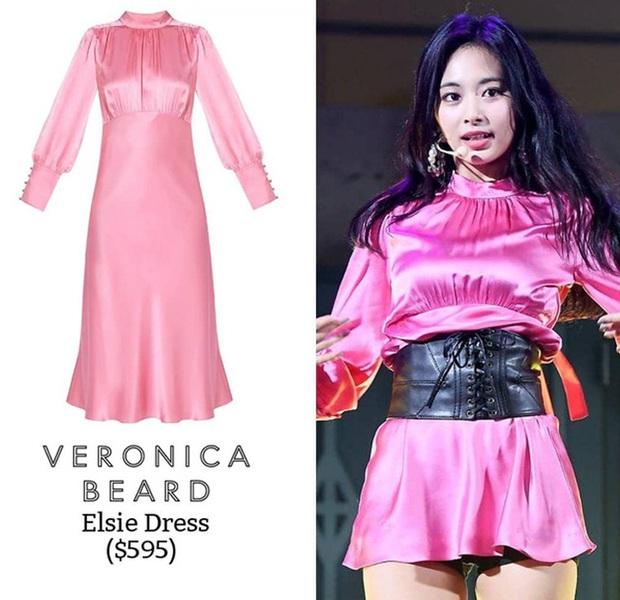 Showbiz Hoa Hàn có những sao nữ mặc đồ xịn mà như đồ chợ, thích phá hàng hiệu hơn cả phá kỷ lục Guinness - Ảnh 14.