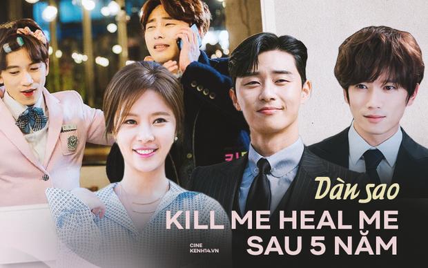 """Dàn Sao Kill Me Heal Me sau 5 năm: Park Seo Joon lên hàng """"ông hoàng màn ảnh"""", Hwang Jung Eum sự nghiệp lẫn tình duyên đều lao dốc - Ảnh 1."""
