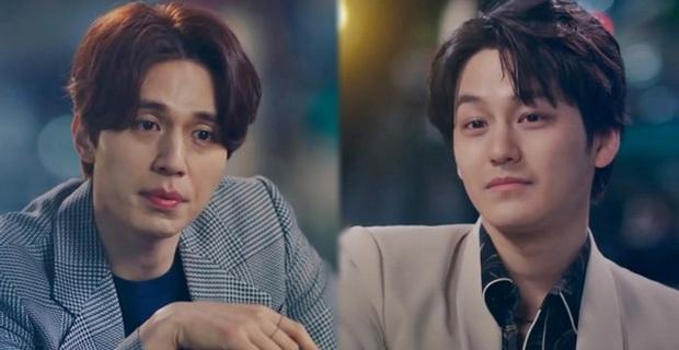 Nam thần Kim Bum (Vườn Sao Băng) comeback lợi hại hơn xưa, visual lấn át cả tài tử cực phẩm Lee Dong Wook? - Ảnh 13.