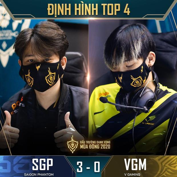 Saigon Phantom chính thức tiến vào Chung kết Đấu Trường Danh Vọng, chờ Team Flash - Ảnh 2.