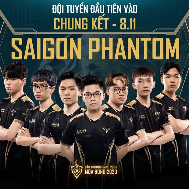 Saigon Phantom chính thức tiến vào Chung kết Đấu Trường Danh Vọng, chờ Team Flash - Ảnh 3.