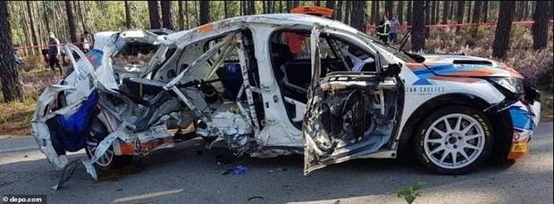 Nữ VĐV tử vong thương tâm ở tuổi 21 sau khi xe mất lái đâm vào cây ngay trên đường đua - Ảnh 3.