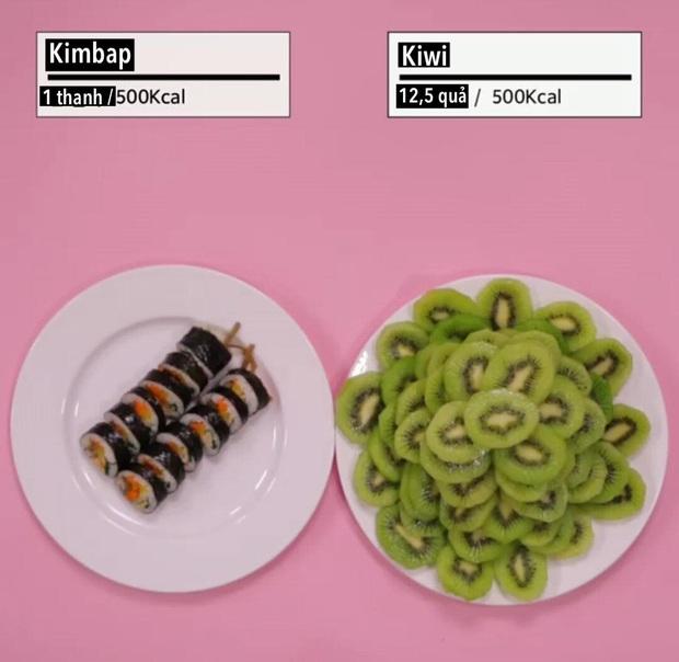 Loạt ảnh quy đổi khiến bạn vỡ lẽ vì sao giảm cân hoài vẫn béo, ăn ít mà vẫn không giảm được cân nào - Ảnh 8.