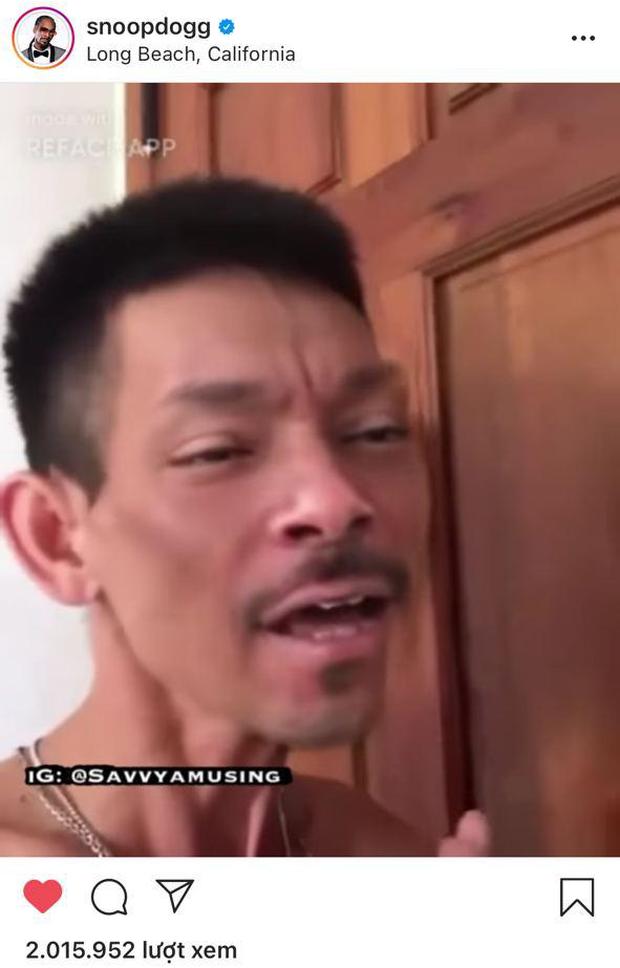 Sau Sơn Tùng M-TP, tiếp tục có một hiện tượng mạng Việt Nam hợp tác với huyền thoại Snoop Dogg? - Ảnh 2.