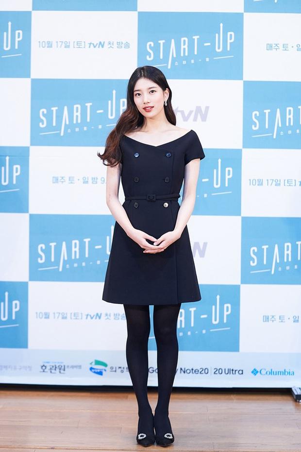 Sự kiện hot nhất chiều nay: Suzy bỗng bị dìm, làm gì mà hết loạt tài tử giờ đến Nam Joo Hyuk như né vội khi đứng bên? - Ảnh 4.