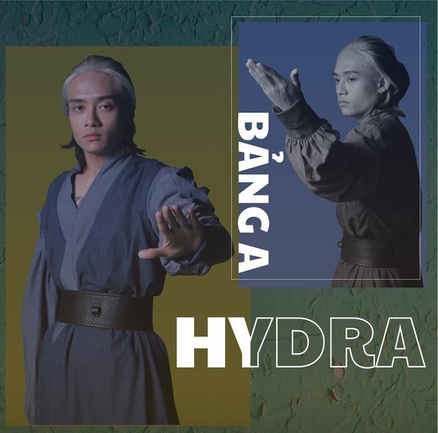 16 Typh, Hydra đưa cả rổ trào lưu thịnh hành vào bài rap như Hải quay xe, Quên of rap, Binz chỉ có 1 pose... - Ảnh 4.