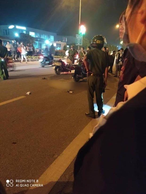 Thái Nguyên: Người phụ nữ bị nam thanh niên dùng dao đâm nguy kịch trên đường - Ảnh 2.
