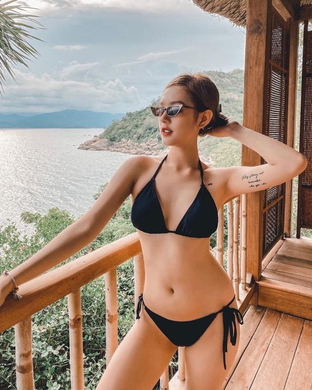 Vợ streamer giàu nhất Việt Nam đăng ảnh bikini cực gắt, body xịn đét mà chả mấy khi khoe - Ảnh 1.