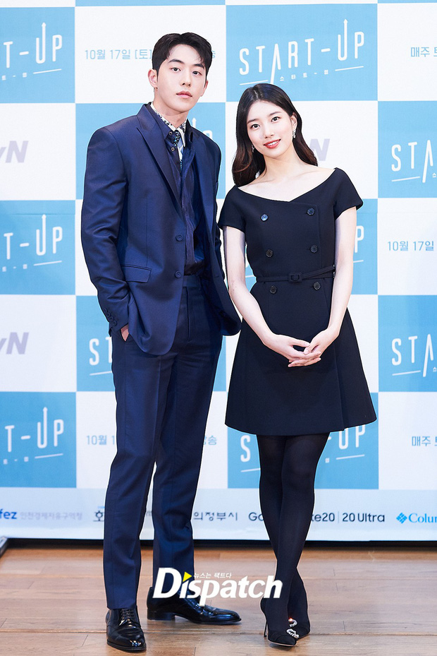 Sự kiện hot nhất chiều nay: Suzy bỗng bị dìm, làm gì mà hết loạt tài tử giờ đến Nam Joo Hyuk như né vội khi đứng bên? - Ảnh 10.