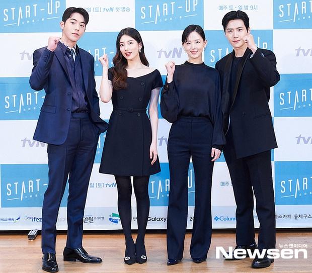 Sự kiện hot nhất chiều nay: Suzy bỗng bị dìm, làm gì mà hết loạt tài tử giờ đến Nam Joo Hyuk như né vội khi đứng bên? - Ảnh 16.