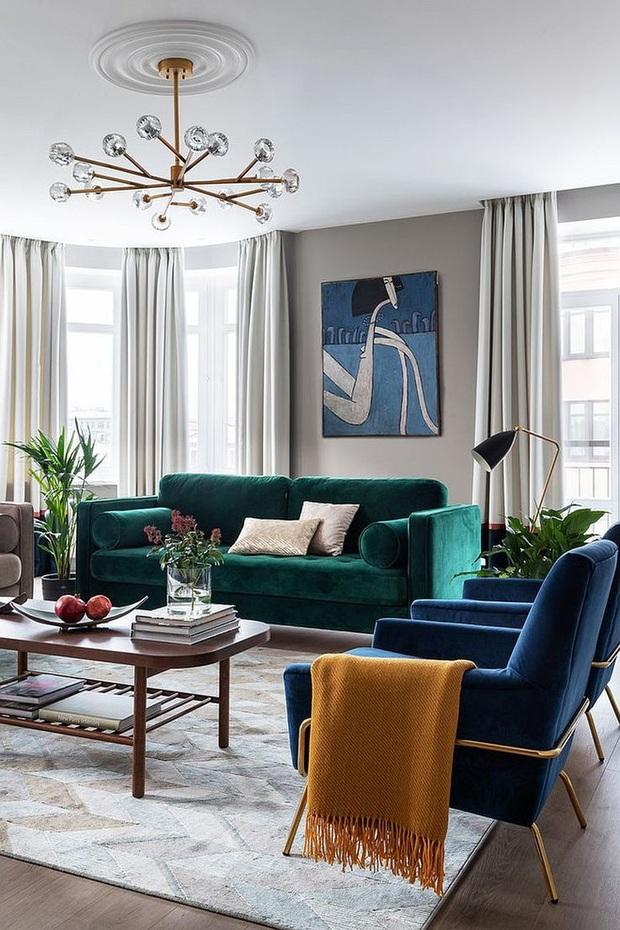 """Xu hướng thiết kế nội thất tạo nên những ngôi nhà """"trendy"""" của năm 2020 - Ảnh 3."""