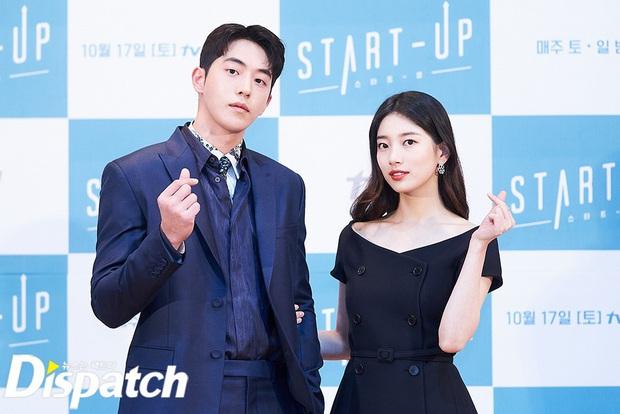 Sự kiện hot nhất chiều nay: Suzy bỗng bị dìm, làm gì mà hết loạt tài tử giờ đến Nam Joo Hyuk như né vội khi đứng bên? - Ảnh 9.