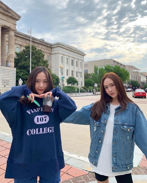 NÓNG: Krystal chính thức rời SM, đóng lại kỷ nguyên của f(x) sau 11 năm, liệu có về cùng nhà với chị gái Jessica? - Ảnh 5.