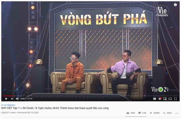 Tập 10 King Of Rap được khán giả khen nức nở với phần thi collab ấn tượng, thậm chí còn có phần nhỉnh hơn Rap Việt? - Ảnh 8.