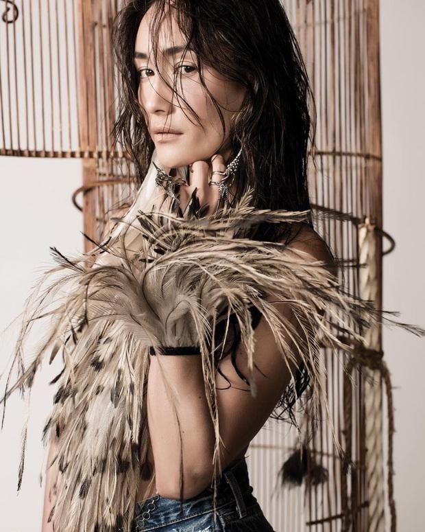 Maggie Q: Bom sex gốc Việt đổi đời nhờ Tạ Đình Phong và tình tay 3 chấn động Cbiz, làm khổ từ Beckham châu Á đến tài tử Hollywood - Ảnh 8.