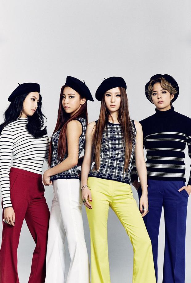 NÓNG: Krystal chính thức rời SM, đóng lại kỷ nguyên của f(x) sau 11 năm, liệu có về cùng nhà với chị gái Jessica? - Ảnh 4.
