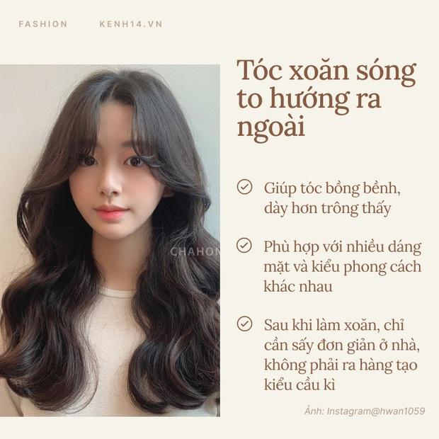 Có 4 kiểu tóc xoăn chuẩn Hàn hội gái xinh cứ thi nhau diện, bạn đu theo đảm bảo lột xác  - Ảnh 1.