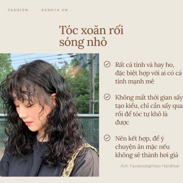 Có 4 kiểu tóc xoăn chuẩn Hàn hội gái xinh cứ thi nhau diện, bạn đu theo đảm bảo lột xác  - Ảnh 7.