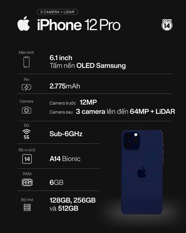 Chân dung iPhone 12 sẽ ra mắt trong sự kiện Hi, Speed đêm nay - Ảnh 4.