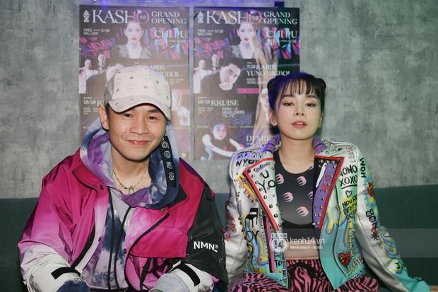 1 ngày sau khi bị loại, Binz rủ rê 16 Typh cùng rap Bigcityboi trên sân khấu, nguyên dàn thí sinh Rap Việt bất ngờ đến chung vui! - Ảnh 4.
