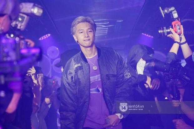 1 ngày sau khi bị loại, Binz rủ rê 16 Typh cùng rap Bigcityboi trên sân khấu, nguyên dàn thí sinh Rap Việt bất ngờ đến chung vui! - Ảnh 8.