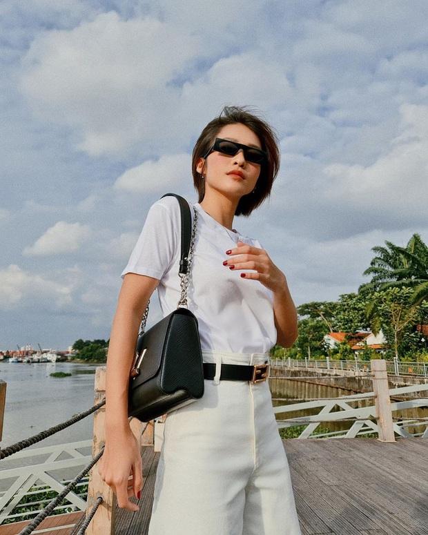 Instagram look xịn của sao Việt tuần qua: Ngọc Trinh lên đồ gợi cảm, cô em Chi Pu cũng bạo chẳng kém  - Ảnh 11.