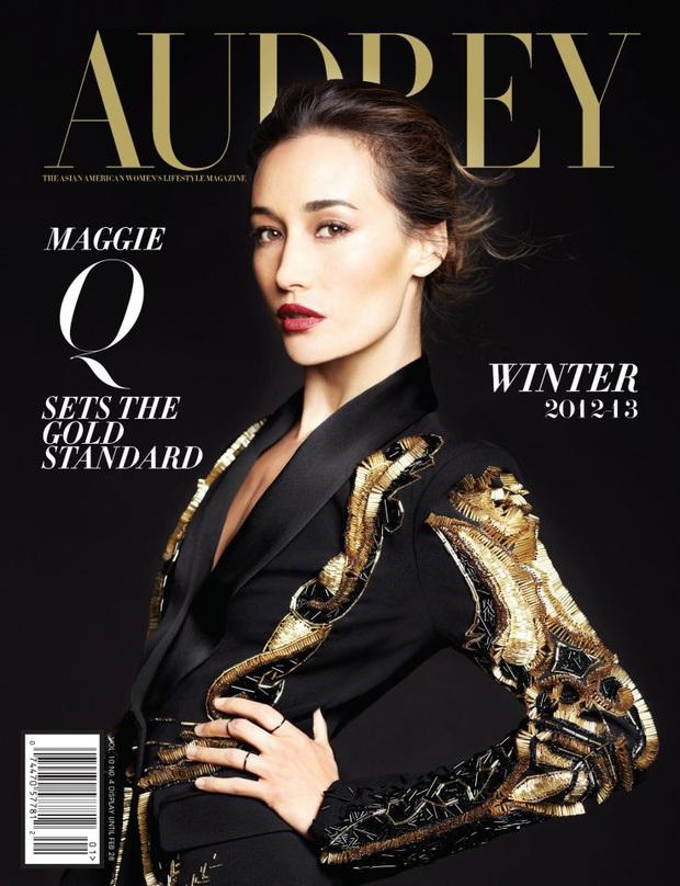 Maggie Q: Bom sex gốc Việt đổi đời nhờ Tạ Đình Phong và tình tay 3 chấn động Cbiz, làm khổ từ Beckham châu Á đến tài tử Hollywood - Ảnh 2.