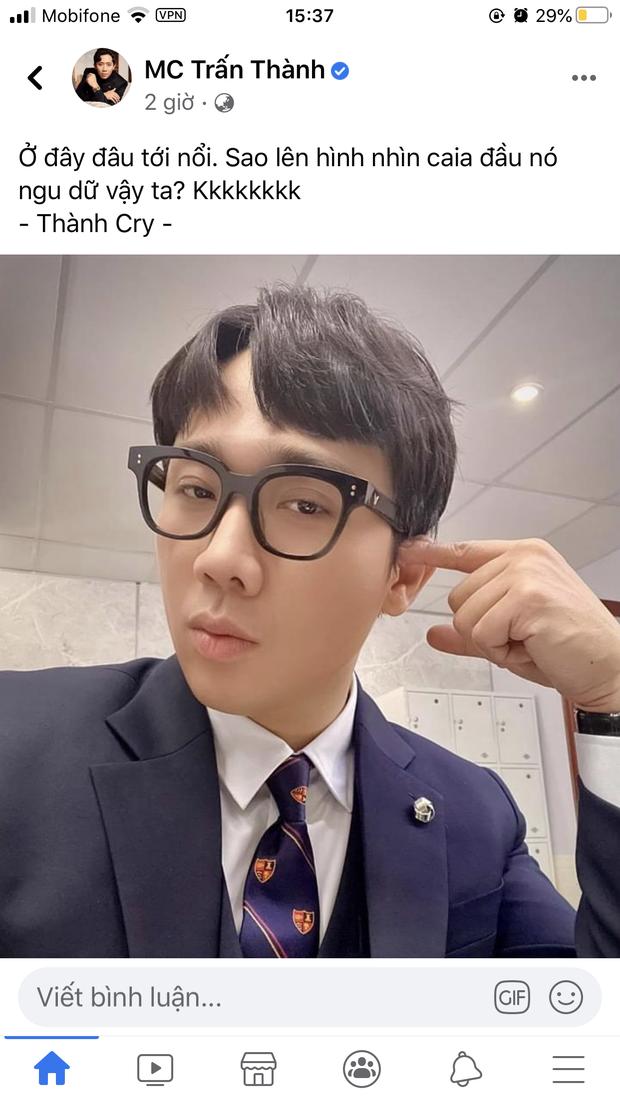 ViruSs vừa chốt kèo 2 khách mời, netizen lập tức mỉa mai Trấn Thành sẽ hóa Thành Cry, khuyên luôn không nên song ca với Thuỳ Chi - Ảnh 5.