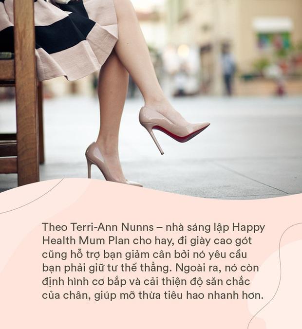 Phụ nữ duy trì 4 thói quen sau thì không sợ sức khỏe và vóc dáng xập xệ, việc ăn kiêng giảm cân cũng nhẹ đi một nửa - Ảnh 3.