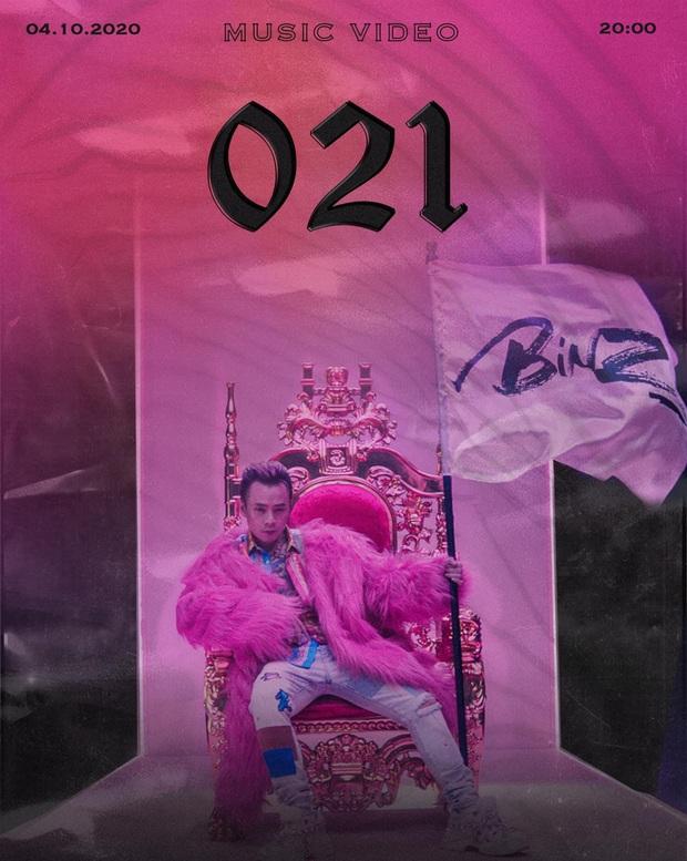 Binz: Thích màu hồng từ lâu mà giờ mới dám mặc - Ảnh 4.