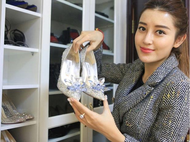 Matt Liu vừa ra mắt nhà gái, Hương Giang đã sắm ngay đôi giày cổ tích gần 100 triệu, Vbiz chuẩn bị có thêm tin mừng? - Ảnh 7.