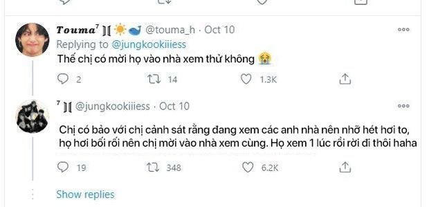 Hò hét quá to khi xem concert của BTS, gia chủ bị cảnh sát ập vào nhà vì tưởng có án mạng - Ảnh 2.